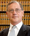 The Honourable Justice Richard Tracey - Click to enlarge